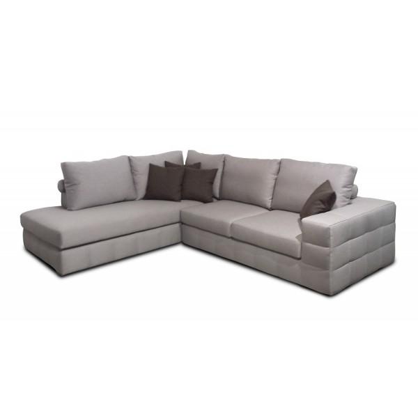 Καναπές γωνία Κλειώ